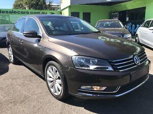 2014 VW Passat Luxury Family Sedan Coorparoo Brisbane South East Preview