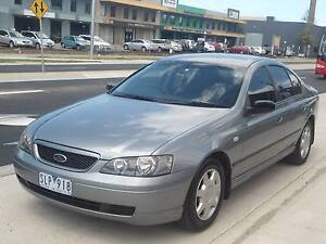 2003 Ford Falcon Sedan Footscray Maribyrnong Area Preview