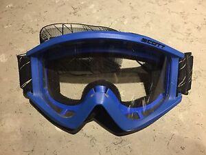 Scott motorcycle goggles Traralgon Latrobe Valley Preview