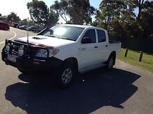 Toyota Dual Cab Hilux D4D 4x4 automatic Springvale South Greater Dandenong Preview