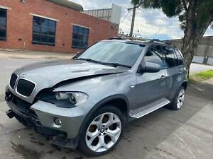 BMW X5 E70 wrecking . 2008 X5 E70 parts and panel for sell West Footscray Maribyrnong Area Preview