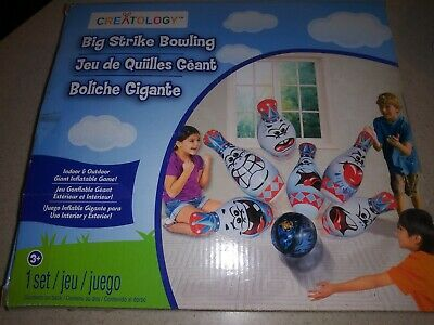 Giant Inflatable BIG STRIKE BOWLING GAME -Indoor & Outdoor Use- 22