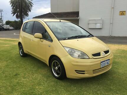 2005 Mitsubishi Colt Hatchback Automatic St James Victoria Park Area Preview