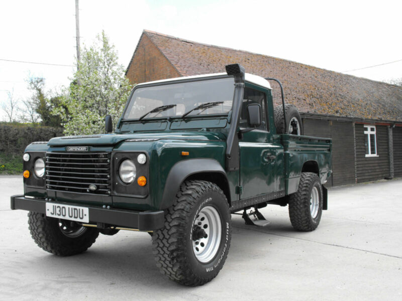 Image 1 Voiture American used Land Rover Defender 1992