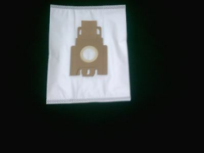 SYNTHETIC VACUUM BAGS X 5 TO FIT HOOVER ENIGMA TELIOS ARIANNE SENSORY H30  H52