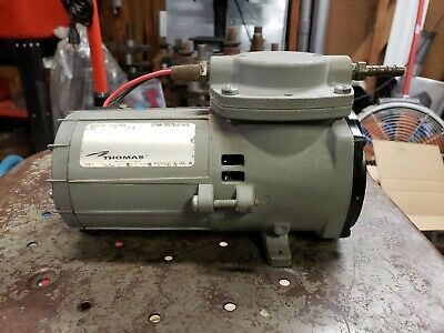 Thomas 107cdc20a 12 Volt Dc Vacuum Pump