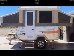 Jayco Swift - Outback camper 2012