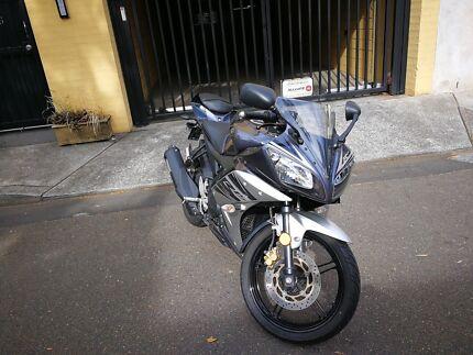 Yamaha R15, LAMS!