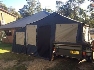 Oztrail 12 Camp Trailer Springwood Blue Mountains Preview