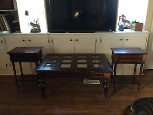 Living-room tables