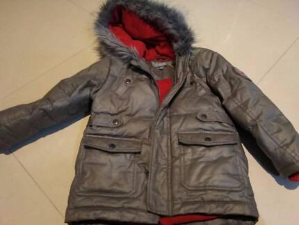 Pumpkin Patch Warm Winter's Coat