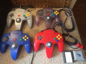 Nintendo 64 Games, Controllers, and More / N64