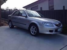 2003 Mazda 323 Sedan Howrah Clarence Area Preview