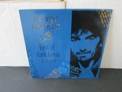 GEORGE HARRISON--The Best Of Dark Horse--1976-1989--Vinyl LP--The Beatles