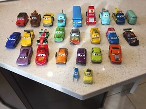 Cars Movie Toys Characters