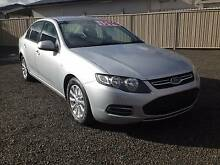 2012 Ford Falcon Ecoboost XT Sedan 2.0L Turbo Only 11000 Kms Tamworth Tamworth City Preview