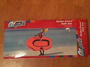 Hydro force raft set Cedar Vale Logan Area Preview