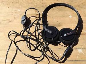 CD Stereo Headphone set Sarsfield East Gippsland Preview