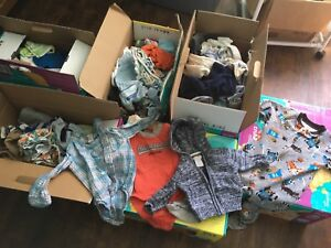 Baby Boy Clothes (6-18 months)