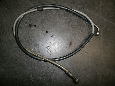 Bremsleitung vorne für eine Husqvarna TE 410 Ez 1998 09887