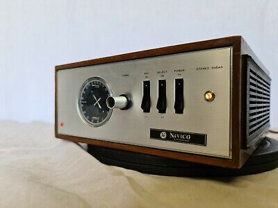 JVC Nivico FRS-103E H FM/AM Stereo Tuner - Made in Japan - Vintage 1970