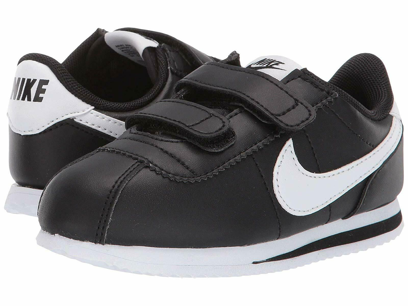 Boy's Sneakers & Athletic Shoes Nike Kids Cortez Basic SL (Infant/Toddler)