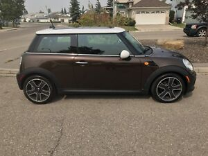 2012 Mini Cooper Hot Chocolate Metallic Low Kms