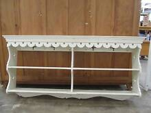 C26036 Lge White FRENCH PROVINCIAL Country Style Kitchen Shelf Unley Unley Area Preview
