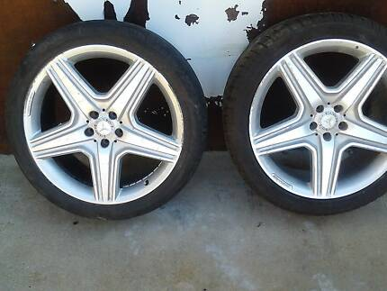 Mags Alloy Rims Speedy Inferno Ford M843 X2 Mercedes Benz AMG X2