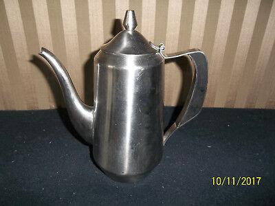 Oneida Retro stainless steel coffee pot