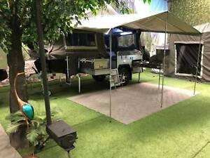 T-Rex X2 Off-Road Camper Trailer - Deluxe Forward Fold Sumner Brisbane South West Preview
