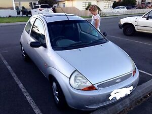 Ford Ka in GOOD condition with REGO! Kingston Kingborough Area Preview