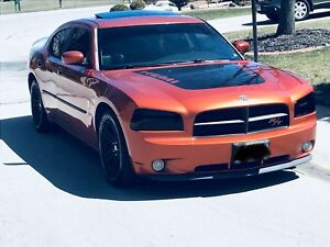 Dodge Charger Numbered Car