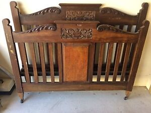 Double bed antique Tuart Hill Stirling Area Preview