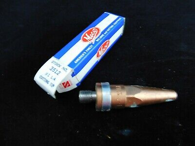 Meco Cutting Tip 3512 1 L-a New Old Stock