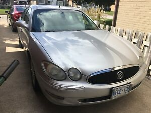 2005 Buick Allure As Is!