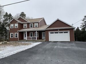 Large 2 bed 1 bath basement apartment on private lot
