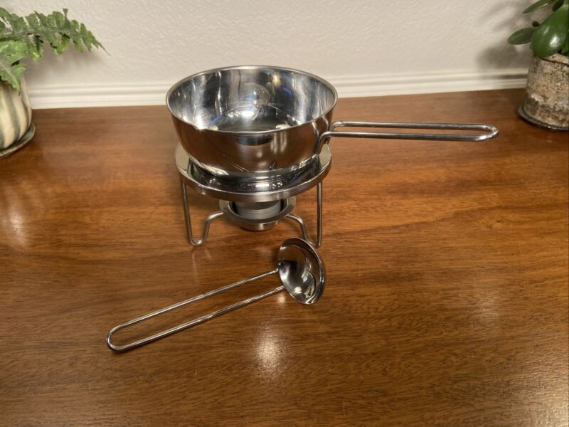 Crate and Barrel Butter/Sauce Warmer