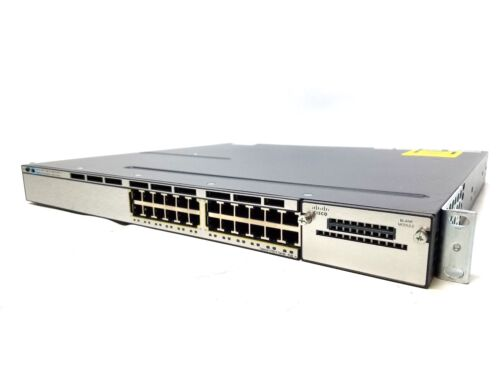 Cisco Catalyst 3750-24ps - Switch - Managed - 24 Ports Cisco Catalyst 3750x-24p-