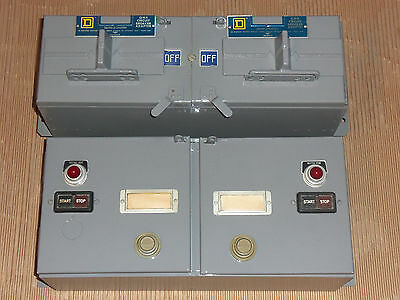 Square D Qmb-fa-3t 100 Amp 600v Breaker Panel Panelboard Switch 15a Dual 2