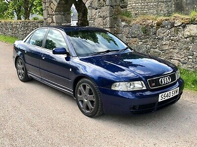 Audi S4 b5 saloon low mileage classic