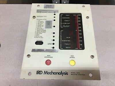Used Ird Mechanalysis Machine Monitor 5806 23550
