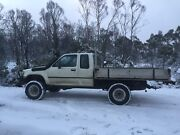 96 hilux extra cab Mole Creek Meander Valley Preview