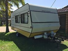 Viscount GT Classic Caravan 1988 6 beds Jewells Lake Macquarie Area Preview