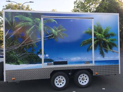 MOBILE COMMERCIAL KITCHEN FOR SALE $67,000