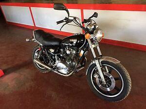 1980 XS650