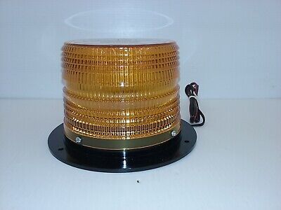 North American Signal Co. St635f-a Strobe Light 1248 Voltage Nnb