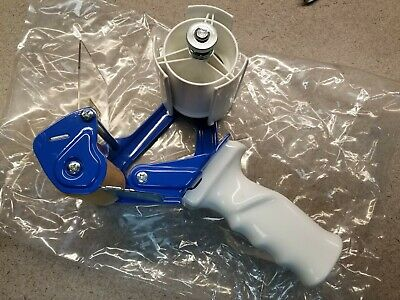 Packing Tape Dispenser Gun Heavy Duty Shipping Packaging Sealing Portable Postal