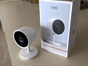 NEST IQ 1080P AI INDOOR CAMERA-BRAND NEW OPEN BOX ONLY $240 !!!