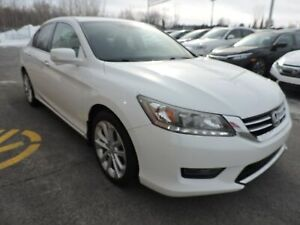 2015 Honda Accord TOURING V6, CUIR, TOIT OUVRANT